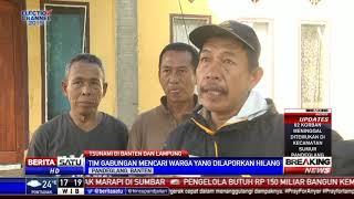 Korban Tsunami di Kecamatan Sumur Belum Tersentuh Bantuan