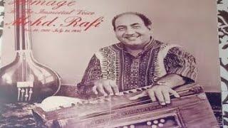 Jo waada kiya wo live tribute To mohd Rafi Sahab