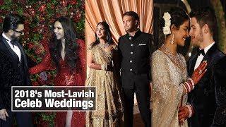 2018's most-lavish Indian celeb weddings | ETPanache