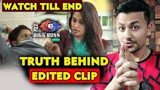 Real Truth Behind Sreesanth - Dipika Conversation   Think Before U Judge   Bigg Boss 12