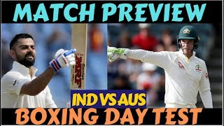 India Vs Australia 3rd Test Match Preview: India Announce Playing XI For Melbourne Test