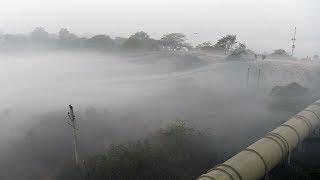 Delhi: Fog disrupts flight operations at IGI airport; air quality remains'severe'
