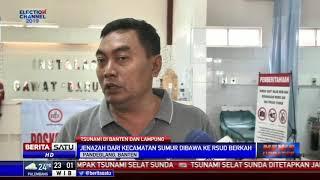 85 Jenazah Korban Tsunami Selat Sunda Teridentifikasi