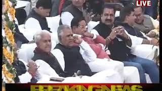 राजस्थान के नये मंत्रिमंडल का गठन, नवनिर्वाचित मंत्रियों ने ली शपथ
