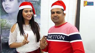 Christmas & New Year 2019 Celebration With Antardhwani Team - Actress Swapna Pati & Rajesh Mohanty