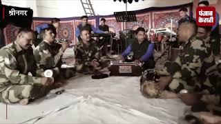 श्रीनगर में दशहरा उत्सव के रंग जवानों के संग, भक्तिमय हुआ माहौल