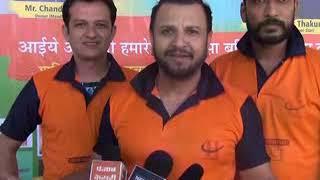 सोलन में एच पी एल क्रिकेट प्रतियोगिता का आयोजन