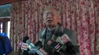 एक बार फिर पूर्व मंत्री मेजर विजय सिंह मानकोटिया ने पूर्व सीएम वीरभद्र सिंह को निशाने पर लिया