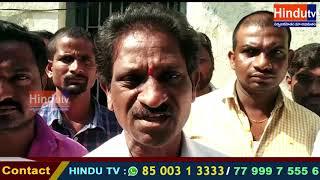 మహబూబ్ నగర్ జిల్లా కోస్గి పట్టణంలో కేబుల్ ఆపరేటర్ లు కేబుల్  చార్జీలు పెంచడంతో  అందుకు