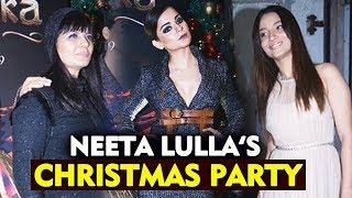 Manikarnika Team Christmas Party | Kangana Ranaut, Neeta Lulla, Ankita Lokhande