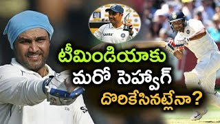 Mayank Agarwal Becomes Another Sehwag For Team India   Indian Cricket Team   Cricket Updates