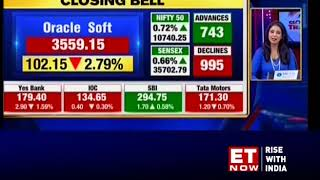 Sensex ends 180 pts higher, Nifty tops 10,700 ahead of F&O expiry