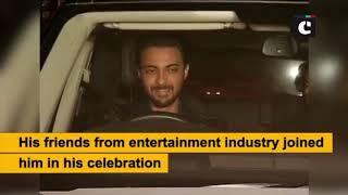 Salman Khan turns 53, throws birthday bash at his Panvel farmhouse