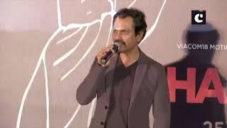 Nawazuddin Siddiqui opens up about portraying Bal Thackeray in biopic