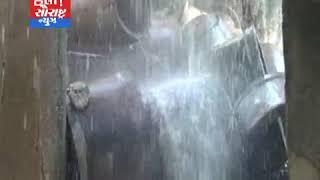 સોમનાથ-વેરાવળમાં પાણીનો ટાંકો જર્જરિત કરાય રજુઆત