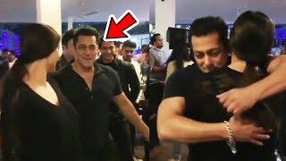 Inside Video - Salman Khan Dancing With Sushmita Sen At Birthday Party PANVEL Farm House