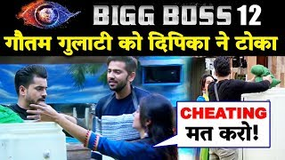 Dipika Kakar STOPS Gautam Gulati In Task | Bigg Boss 12 Latest Updat