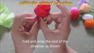 How to make a flower 01