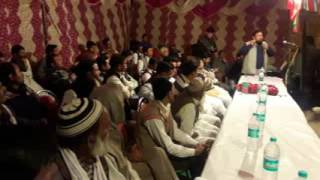 Speech of Haji Pappu Arif meeting in Miranpur Katra