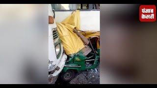 दिल्ली में सड़क हादसा, बाइक सवार दो DTC बस कंडक्टर की मौत