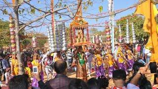 शिल्पग्राम उत्सव 2018  में उमड़ा जन सैलाब ! Shilpgram Fastival 2018 Udaipur Rajasthan
