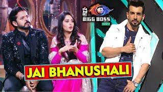Jay Bhanushali ENTERS Bigg Boss House To Meet TOP 5 Finalist | Bigg BOss 12