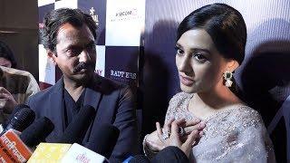 Exclusive Interview With Nawazuddin Siddique & Amrita Rao For Film Thackeray