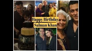 Salman Khan 53rd Birthday Celebration