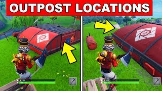 Eliminate opponents at all Expedition Outposts Week 4 Challenges Fortnite