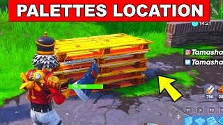 Destroy Wooden Palettes Location Week 4 Challenges Fortnite Video Id 3718979a7436cd Veblr Mobile