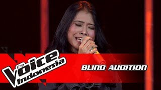 Ari - Bring Me To Life | Blind Auditions | The Voice Indonesia GTV 2018