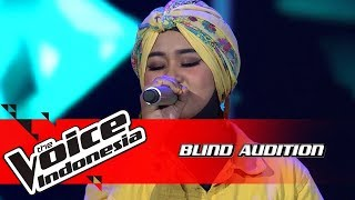 Sarah - If I Were A Boy | Blind Auditions | The Voice Indonesia GTV 2018