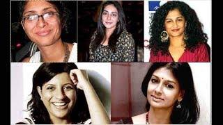 #Metoo के लपेटे में बॉलीवुड, क्या बोली बॉलीवुड की हसीनाये | MeToo Campaign in #Bollywood