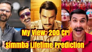 #Simmba Movie Lifetime Prediction l What Do You think?