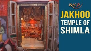 Watch How To Go To Jakhoo Temple of Shimla