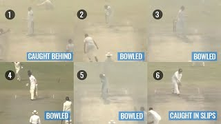 Indian pacer Avesh Khan beats most batsmen with pace to send the stumps flying
