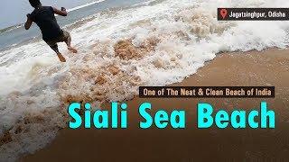 Siali Sea Beach: Neat & Clean Beach of India | Jagatsinghpur, Odisha | ଶିଆଳି ବେଳାଭୂମି, ଓଡିଶା