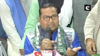 RLSP's Vice-President Bhagwan Singh Kushwaha joins JD(U)