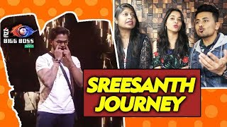 Sreesanth Journey In Bigg Boss 12 | Not Less Than ROLLER COASTER Ride | Bollywood Spy Charcha