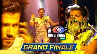 Sreesanth Romil Karanvir DASHING PERFORMANCE On Bigg Boss 12 Grand Finale Will Amaze You