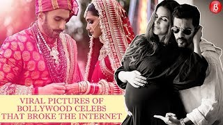 2018 Wrap Up : Viral pictures of Bollywood celebs that broke the internet