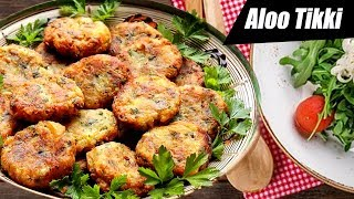 aloo tikki recipe in telugu I aloo recipes I Tasty Tej I Rectvindia