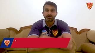 Joginder Narwal ahead of Dabang Delhi's Playoff in PKL 6
