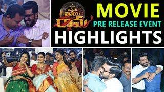 రామ్ చరణ్ వేట మొదలైంది | Vinaya Vidheya Rama Pre Release Event Highlights | Ram Charan | Trivikram