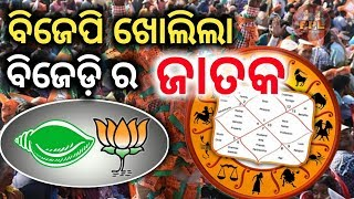 BJP targets BJD and Naveen Patnaik on Puri Srimandir and Pipili issue-PPL News Odia-Pitambar Acharya