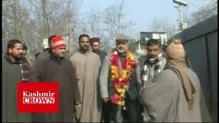 Former PDP District Secretary Gh Rasool Mir Resigns From PDP and Decided to Contest Elections.