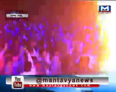 Ahmedabad: New Year Celebration in Vrundavan Party Plot