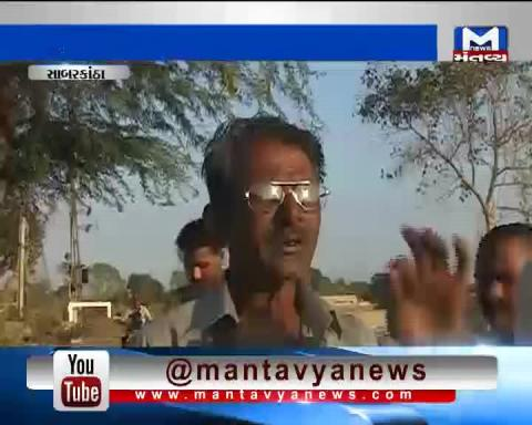 Sabarkantha: Scam in the construction of canal