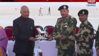 Kutch - President of Ramnath Kovind, Kutch, created the guest