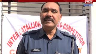 Gandhinagar -Tri-Day Swimming Competition took place in NDRF